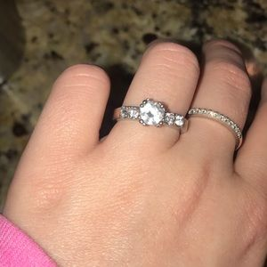 Simple yet elegant ring